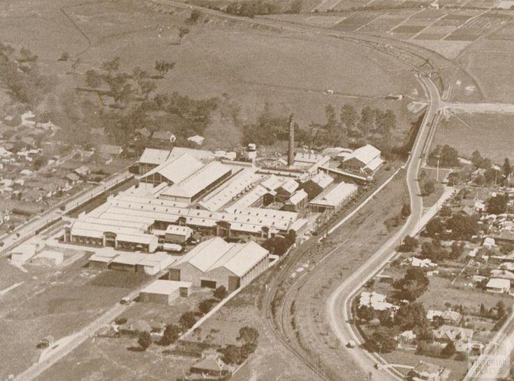 Fairfield Paper Mill, 1937