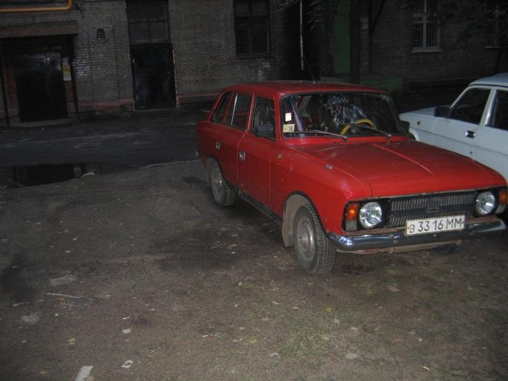 Izh 2126-070 4WD