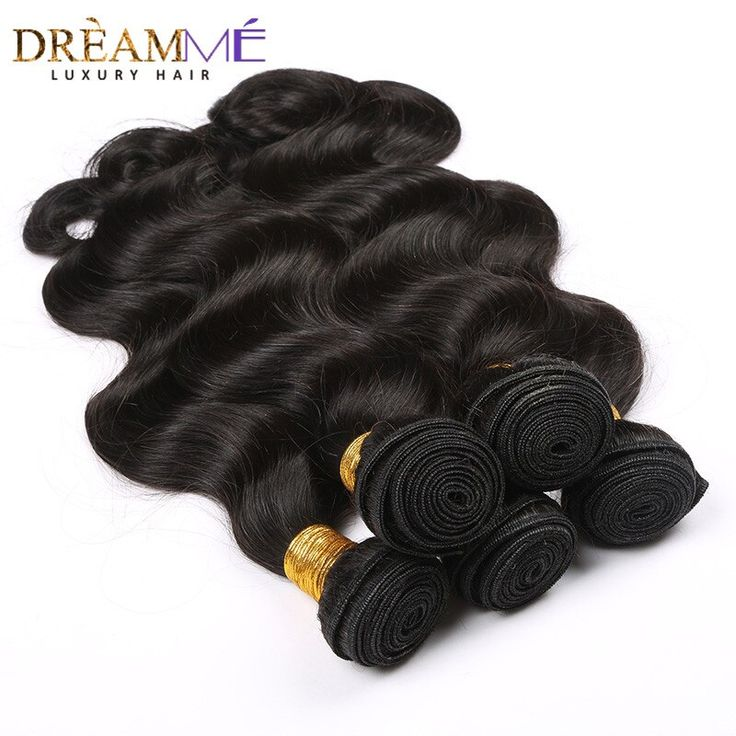 Brazilian Body Wave Human Hair Extension 100% Remy…