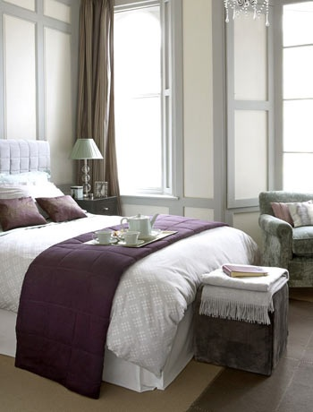 95 best images about colors grey gray plum lavender for Grey and neutral bedroom