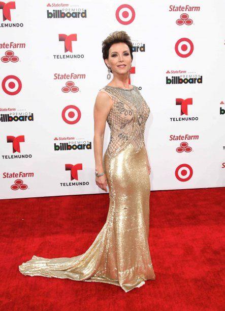 Laura Flores - Los mejor y peor vestidos en los Premios Billboard 2014