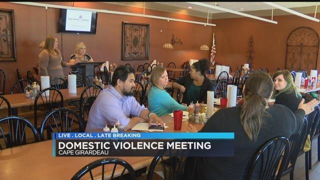 Domestic Violence Awareness summit held in Cape Girardeau - KFVS12 News & Weather Cape Girardeau, Carbondale, Poplar Bluff