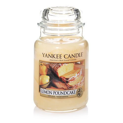 Yankee Candle Lemon Pound Cake