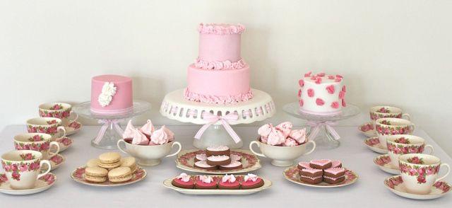 Amy Atlas/ Ruffles & Pink Guest Dessert