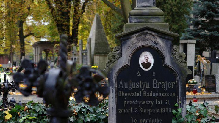"""""""Obywatel Radogoszcza""""... Cmentarz Stary."""