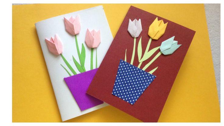 Greeting card | DIY | Happy birthday card