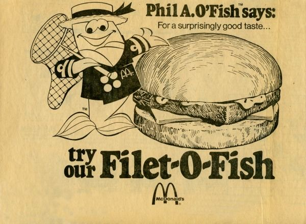 The Fishy History of the McDonald's Filet-O-Fish Sandwich | Food & Think