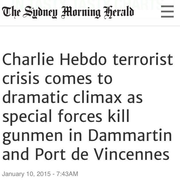 Headlines The Sydney Morning Herald