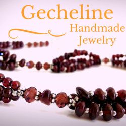 Really love what GECHELINE is doing on Etsy.
