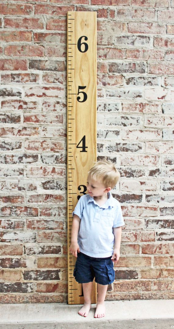 Best  Traditional Growth Charts Ideas On Pinterest Toddler - Make your own decal kit