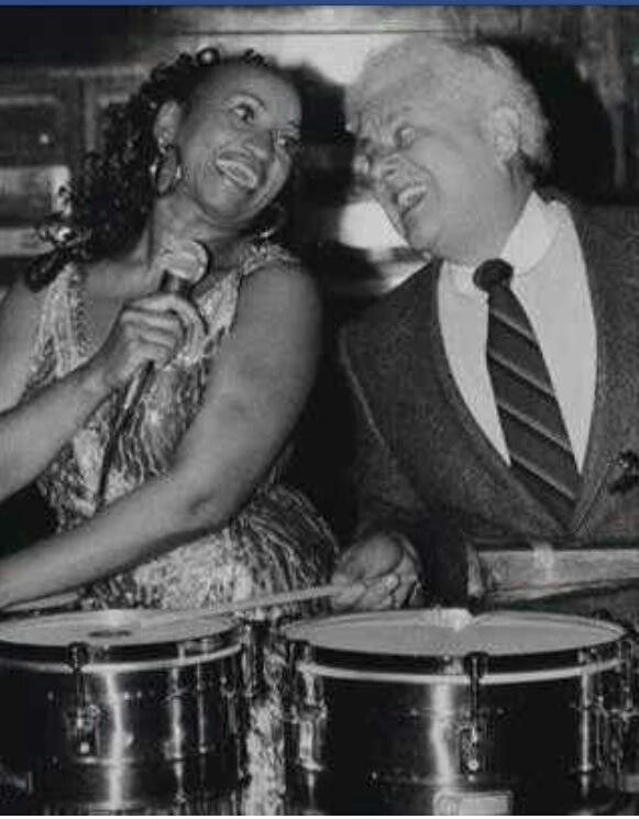 Celia Cruz & Tito Puente - the Queen and King of Salsa music