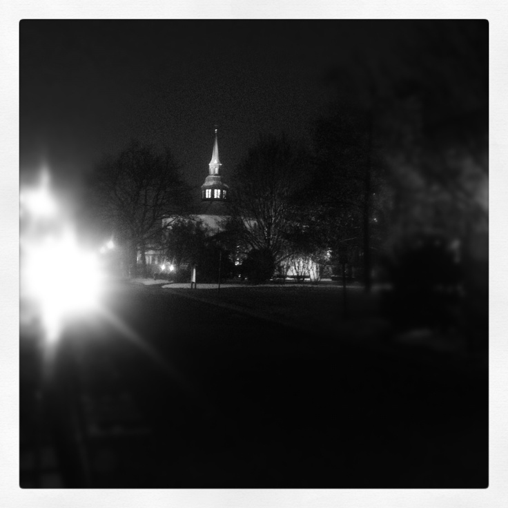 Providence College's St. Dominic's Chapel - 12.1.2012