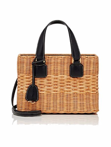 10 Straw Bags Worth Toting Beyond the Beach