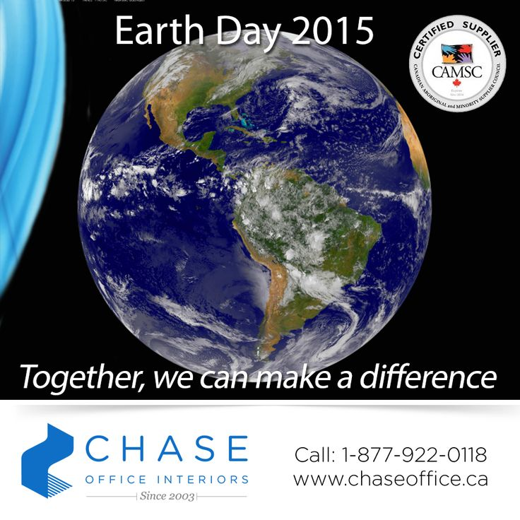At Chase, we are committed to sustainability; utilizing green manufacturing processes and seeking new ways to lessen our environmental impact. ‪#‎earthday‬ ‪#‎EDTx2015‬
