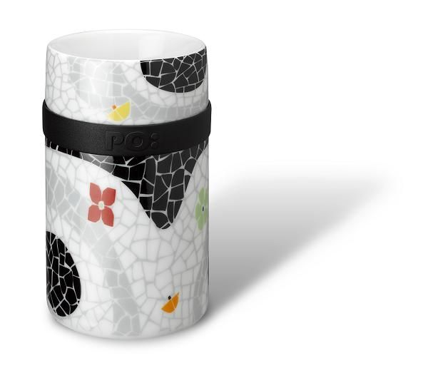 Ring Mug Barcelona Mosaico, www.po-selected.pl
