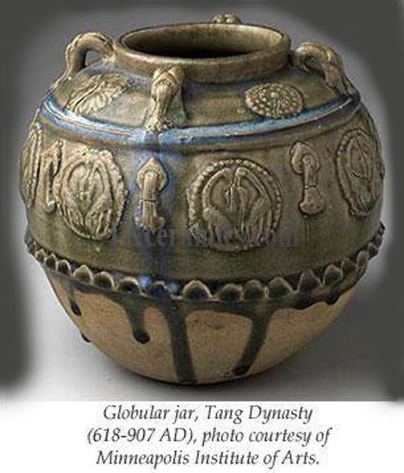 Tang Dynasty (618-907) AD