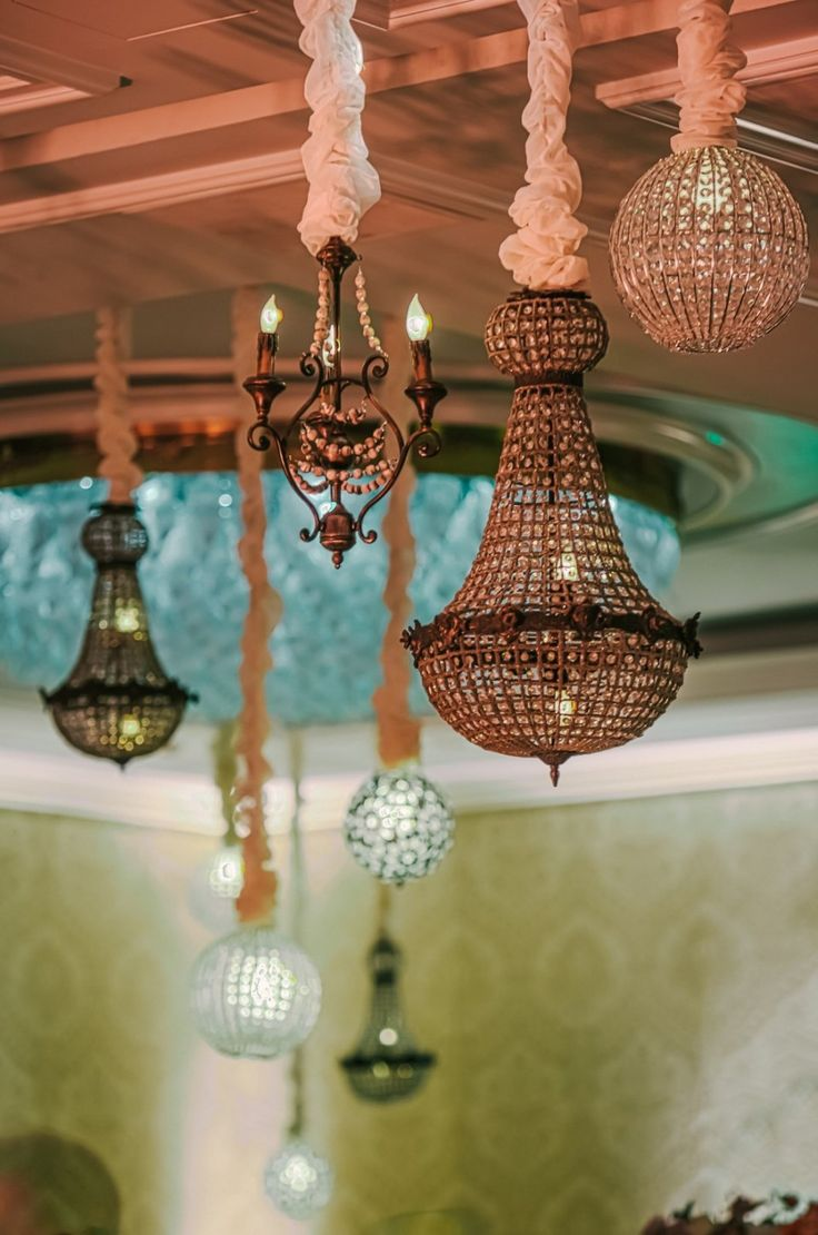 213 best your wedding day in la images on pinterest beverly hills crystal chandeliers hang from the ballroom ceiling at a recent wedding here at four seasons hotel arubaitofo Images