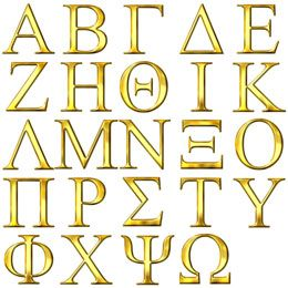 The 25 best Greek alphabet ideas on Pinterest