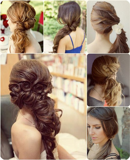 Fantastic 1000 Images About Bridal Locks On Pinterest Wedding Hairs Short Hairstyles For Black Women Fulllsitofus