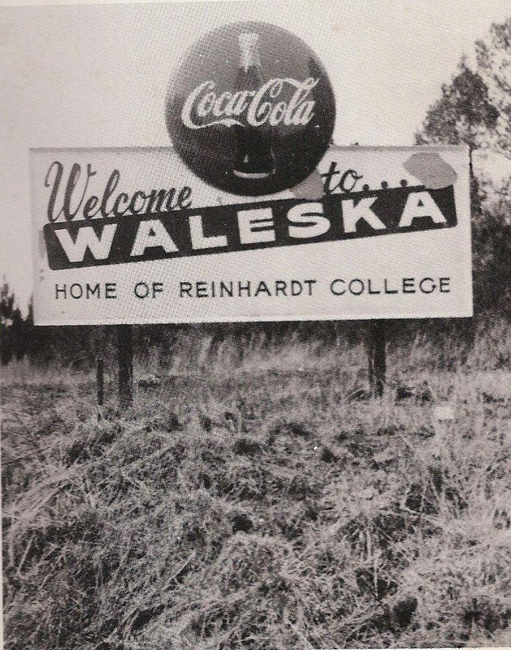 Waleska, GA.