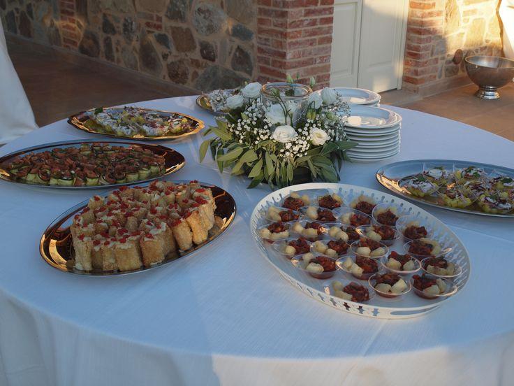 Wedding reception - Buffet