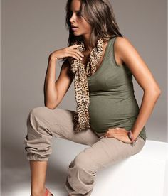h&m premamá, ropa premamá h&m, colección de verano ropa de embarazada