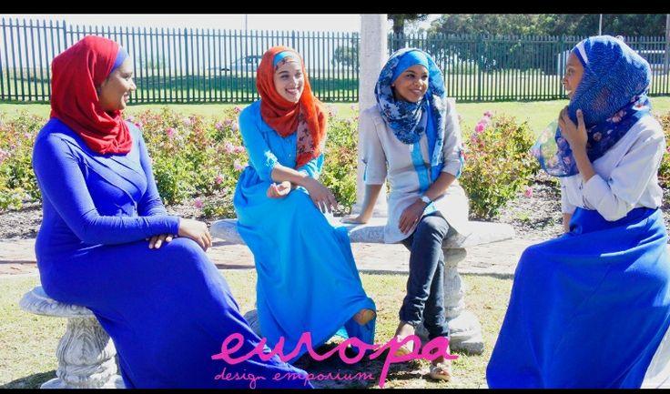 Photoshoot August 2013 follow on Instagram europa_ede . Follow us on twitter Europa_ede . Like us on Facebook: europa design emporium --- Cape Town fashion modest wear website: www.europadesignemporium.co.za