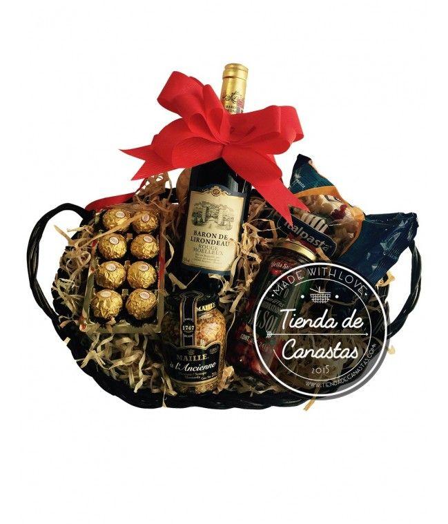 Canasta Navideña Romántica #canastasnavideñas #arconesnavideños #arconnavideño #canasta #diy #baskets #lovelybaskets #regalos #regalos navidad