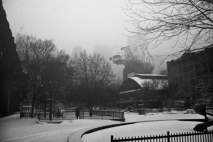 Star Wars IRL and Black and White