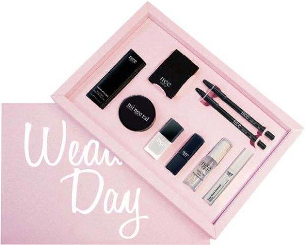 Διαγωνισμός με δώρο Wedding box με 9 μοναδικά προιόντα από την Nee Makeup MIlano | dgmakeup.gr