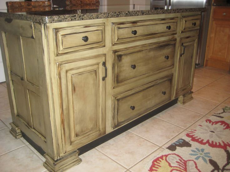 How To Refinish Old Dirty Kitchen Cabinets