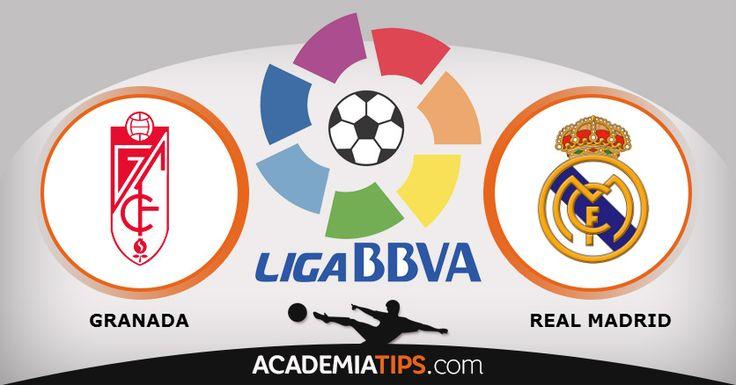 Granada x Real Madrid: A 10ª jornada da Liga Espanhola marca um confronto entre um motivado Real Madrid que continua na sua melhor série e um frágil Granada  http://academiadetips.com/equipa/granada-x-real-madrid-liga-espanhola/