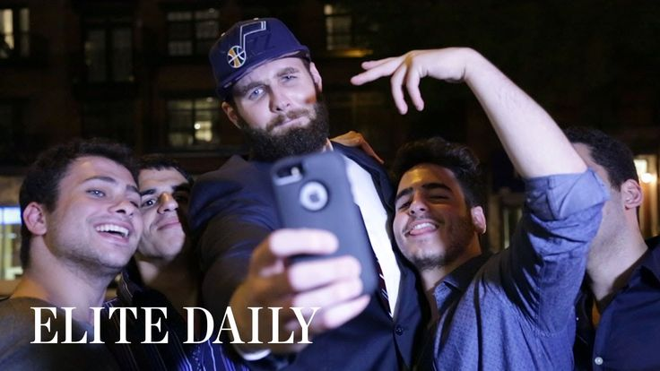 Guy Pretends He Got Drafted In The 2015 NBA Draft [LABS ] | Elite Daily