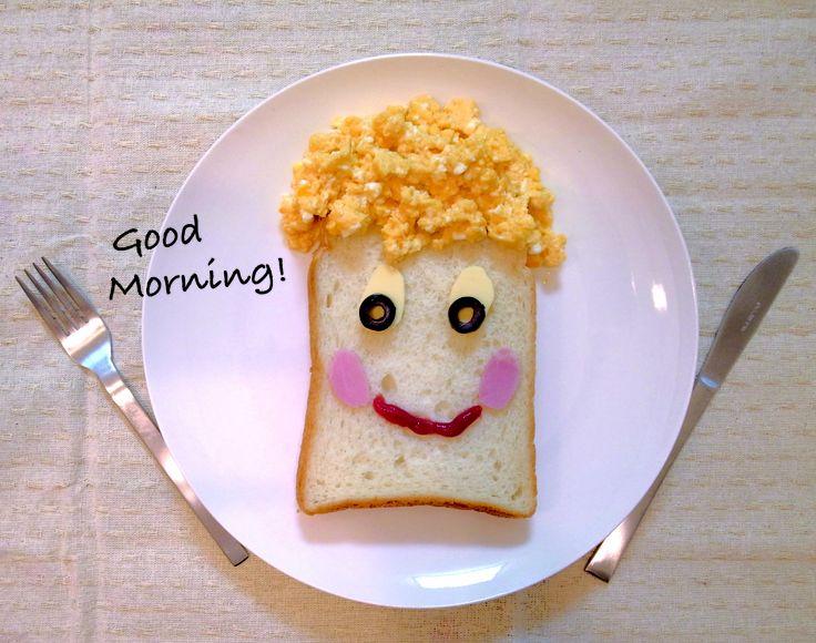 morning plate.