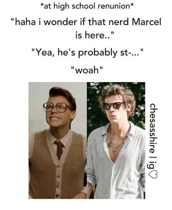 One direction humor! Lol the beginning of that music video is sooo funny.