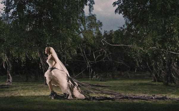 The open sequence is glorious... Melancholia