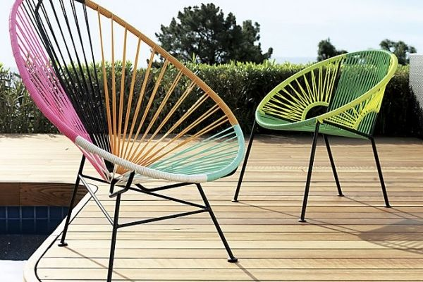 les 25 meilleures id es de la cat gorie chaise acapulco sur pinterest chaises chaises r tro. Black Bedroom Furniture Sets. Home Design Ideas