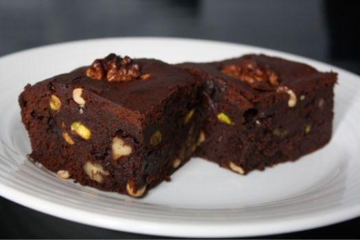 Lækre brownies | foodfanatics opskrifter