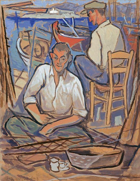 Βελισσαρίδης Γιώργος (Τραπεζούντα Μ.Ασίας 1909-Αθήνα 1994)