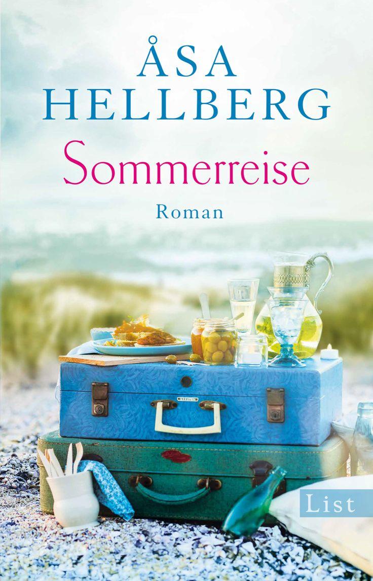 """Åsa Hellberg """"Sommerreise"""" (List) """"Ein neues Sommermärchen von Åsa Hellberg"""" #Liebe #Liebesroman #lesen #Bücher #Märchen"""