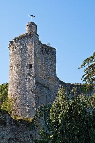 Château de Vendôme (Loir-et-Cher)