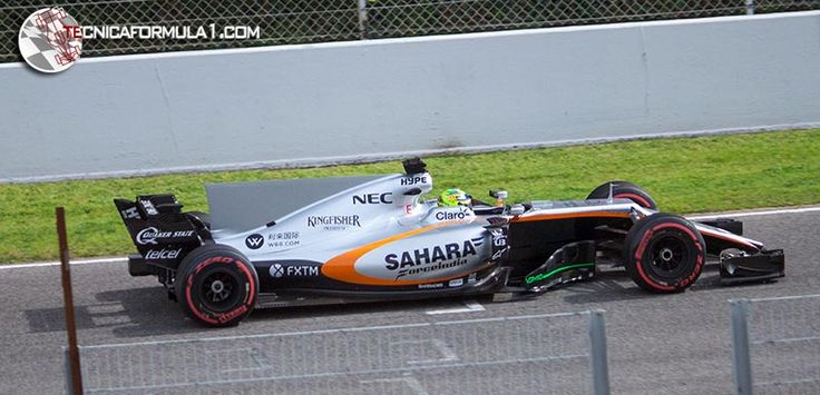 """Lauda: """"La aleta de tiburón se dejó con fines publicitarios"""" #F1 #Formula1"""