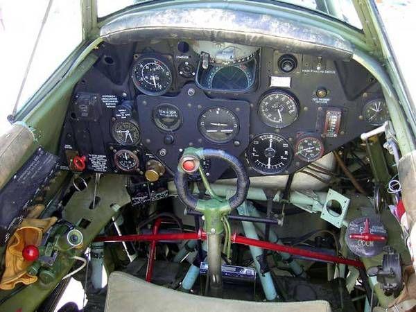 fairey swordfish cockpit - Google Search