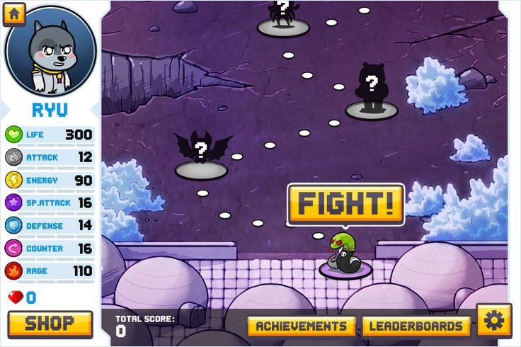 Puzzles Games - BioGems - screenshot_3
