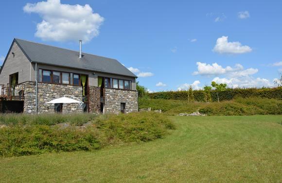 Gîte rural - Maison Magique - Onhaye — Les Gites de Wallonie