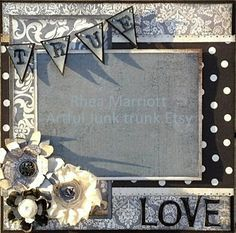 sketches for 8x8 scrapbook layouts - Google Search