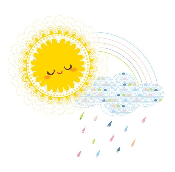 Sunshine. Giclée print sami sweeten