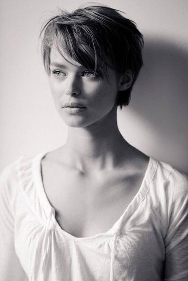 2019 Kurze Frisuren für Frauen: Die besten Styling-Optionen für ein Foto