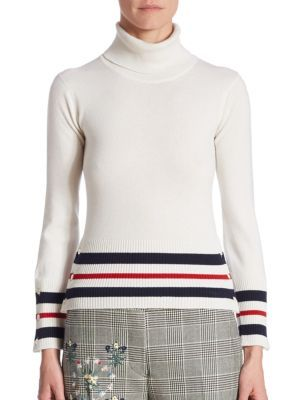 THOM BROWNE . #thombrowne #cloth #sweater
