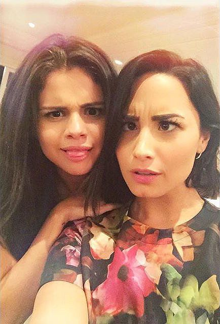 Selena Gomez and Demi Lovato might not be as close as they used to be, but that doesn't mean the childhood friends don't go back to that supportive relationship every time they see each other like in these sweet moments.